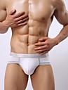 Bărbați Sexy Ridicare Solid Briefs
