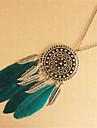 Pentru femei Coliere cu Pandativ Coliere Bijuterii Aliaj European Bohemia Stil Bijuterii Pentru Petrecere Zilnic Casual