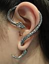 Pentru femei Cătușe pentru urechi - Șarpe Declarație Pentru Zilnic / Casual
