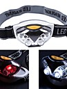 OEM Headlamps LED LED Emitters 1200 lm 3 Mode Waterproof Small Size Camping / Hiking / Caving Everyday Use Fishing