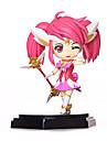 Anime de acțiune Figurile Inspirat de LOL Cosplay CM Model de Jucarii păpușă de jucărie