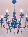 Modern/Contemporan designeri Candelabre Iluminare verticală Pentru Sufragerie Dormitor Cameră de studiu/Birou Cameră Copii Coridor