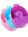 1 st nagelkunst handtvätt remover suga skål diy salong spik spa bad behandling manikyr verktyg