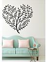 Romantic / Modă / Florale Perete Postituri Autocolante perete plane,PVC M:42*44cm / L:55*58cm