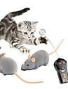 Jucării Teleghidate Animale Jucarii Mouse Telecomandă Mers 1 Bucăți