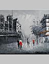 Pictat manual Peisaj Orizontal, Modern pânză Hang-pictate pictură în ulei Pagina de decorare Un Panou