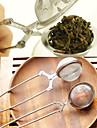 ceai infuzor din oțel inoxidabil ceainic infuser ochiurilor de plasă sferă ceai ceai mâner sita mingii