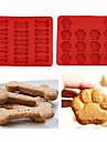 bakformen Is Choklad Kaka Silikon Miljövänlig GDS (Gör det själv) Hög kvalitet
