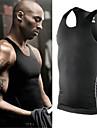 Homme Debardeur de Sport Sechage rapide, Doux, Materiaux Legers Collants / Vetements de Compression / Sous maillot / Bas Yoga / Exercice