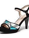 sandale din piele pentru femei aokang® lui - 142811024