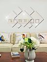 Modă / Fantezie / #D Perete Postituri Acțibilduri de Oglindă,PVC 20x20X0.1