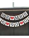 Wedding / Anniversary / Birthday / Engagement / Valentine\'s Day Pearl Paper Wedding Decorations Beach Theme / Garden Theme / Asian Theme