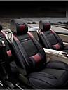 Sätesövdrag till bilen Sittkuddar Textil Kolfiber Till Universell
