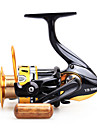 Bete Gjutning Rullar 5.5:1 12 Kullager utbytbar Sjöfiske Kastfiske Färskvatten Fiske-Baitcast Reels