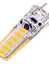 ywxlight® 4w g6.35 LED luminile bi-pin 12smd 5730 300-400 lm cald alb rece alb decorativ ac / dc 12v ac / dc 24v 1pc