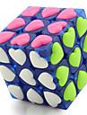 cubul lui Rubik YONG JUN 3*3*3 Cub Viteză lină Cuburi Magice puzzle cub nivel profesional Viteză Competiție Inimă Cadou Îndrăgostiți