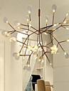 Retro Rustique Moderne/Contemporain Traditionnel/Classique Lustre Pour Salle de sejour Chambre a coucher Salle de bain Cuisine Salle a