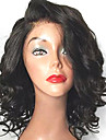 Synthetic Lace Front Wig Curly Bob Haircut / Layered Haircut Synthetic Hair Wig Women\'s Lace Front