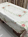 Polyester Rectangulaire Nappes de table Fleur / Avec motifs Economique Decorations de table 1 pcs