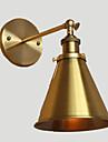AC 100-240 40 E26/E27 Rustic/Cabană Auriu Caracteristică for Bec Inclus,Lumină Ambientală Aplice De Perete Lumina de perete