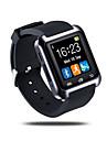 Έξυπνο ρολόι για iOS / Android Μεγάλη Αναμονή / Κλήσεις Hands-Free / Οθόνη Αφής / Εντοπισμός απόστασης / Βηματόμετρα / Παρακολούθηση Δραστηριότητας / Παρακολούθηση Ύπνου / καθιστική υπενθύμιση