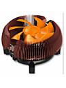 cpu ventilateurs pour ordinateur portable support Intel LGA1155 / 1156/775 (i3 i5) de refroidissement