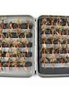 40 pcs Leti Csali Leti plastika Krom Najlon Ručno Izrađen Floating Morski ribolov Pecanje na mušicu Općenito Ribolov
