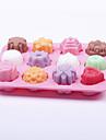 Cake Moulds Kaka Silikon Miljövänlig GDS (Gör det själv) Hög kvalitet Bakning Verktyg kaka Utsmyckning Heta Försäljning Ny ankomst