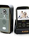 Wireless Sonerie video multifamilială 3.5 Portabil 30W