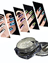 1box Akrylpulver / Pudder / Nail Glitter Mirror Effect Nail Art Design