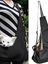 Pisici Câine Portbagaje & rucsacuri de călătorie Geantă Mică Umăr Animale de Companie  Coșuri Portabil Verde Albastru Dungi Roșu/alb