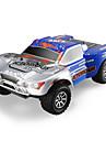 RC Car WL Toys A969-B 2.4G 4WD Înaltă Viteză Drift Mașină Off Road Mașină Buggy (Off-road) 1:18 Motor electric cu Perii 70 KM / H
