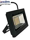 LED-strålkastare Swing Arm Enkel att installera Vattentät Utomhusbelysning Garage AC 220-240V