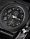 Bărbați Ceas La Modă Ceas de Mână Ceas Sport Ceas Militar  Ceas Elegant  Quartz Calendar Rezistent la Apă / PU Bandă Charm Vintage Casual