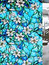 Blommig Nutida Fönsterfilm, PVC/Vinyl Material fönster~~POS=TRUNC Matsalsrum Sovrum Kontor Barnrum Vardagsrum Badrum Butik / Cafe Kök