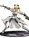 Anime Actionfigurer Inspirerad av Fate/stay night Saber Lily pvc 27 CM Modell Leksaker Dockleksak