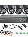 Twvision® 8ch hdmi 960h cctv dvr enregistreur de videosurveillance 1000tvl dome cameras cctv system