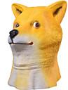 Mască de Halloween Masca pentru animale Jucarii Shiba Inu Dog Față Tema ororilor 1 Bucăți Halloween Mascaradă Cadou