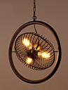 3-Light Lumini pandantiv Lumini Ambientale - Stil Minimalist, 110-120V / 220-240V Becul nu este inclus / 15-20㎡ / E26 / E27