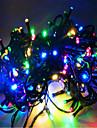10m de Crăciun lumini de vacanță lumini intermitente de peste tot din seria de stele cer decorare nunta