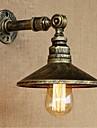 ac 220v-240v 40W E27 stil industrial conducta de apă de tip nordic lampa de perete de perete