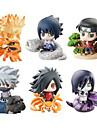 Anime de acțiune Figurile Inspirat de Naruto Hokage PVC 6cm CM Model de Jucarii păpușă de jucărie