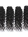 Peruanskt hår Obehandlat Vattenvågor Hårförlängning av äkta hår 4PCS Heta Försäljning 0.4
