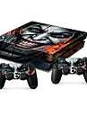 B-SKIN Genți, Cutii și Folii pentru Sony PS4 Novelty