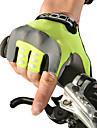 ROCKBROS Aktivitet/Sport Handskar Cykelhandskar Vattentät Snabb tork UV-Resistent Fuktgenomtränglighet Bärbar Andningsfunktion Slitsäker
