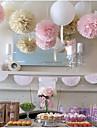 Hârtie Perlă Material Ecologic Decoratiuni nunta-15Piece / Set Primăvară Vară Toamnă Iarnă Personalizat