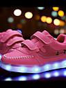 Fete Pantofi Piele Primăvară Vară Toamnă Iarnă Confortabili Primii Pași Pantofi Usori Adidași Cârlig & Buclă LED Pentru De Atletism Casual