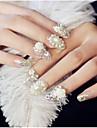 24 Nail Smycken Glitters Mode Hög kvalitet Dagligen