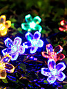 7m Fâșii de Iluminat 50 LED-uri Rezistent la apă / IP44