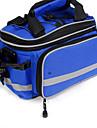 30 L Bike Rack Bag Waterproof Dust Proof Wearable Bike Bag Nylon Bicycle Bag Cycle Bag Cycling / Bike / Waterproof Zipper